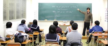 中川塾 授業風景